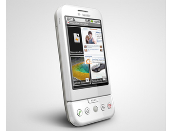 HTC Dream(G1)白色