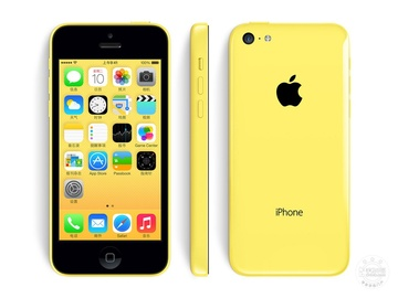 苹果iPhone 5c(16GB)黄色