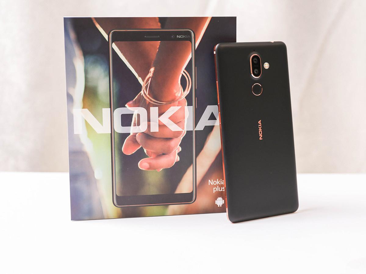 诺基亚7 plus(4+64GB)