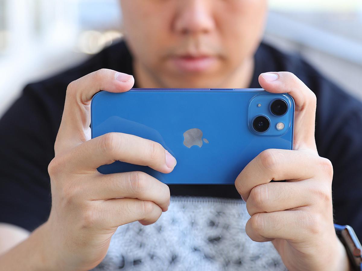 苹果iPhone13