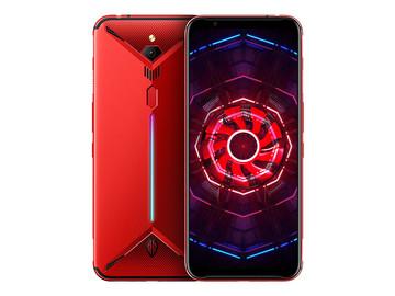 努比亚红魔3电竞手机(8+128GB)红色