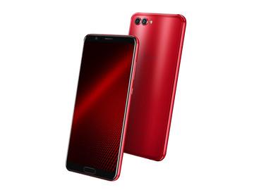 荣耀V10(4+64GB)红色