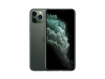 苹果iPhone11 Pro Max(64GB)暗夜绿色